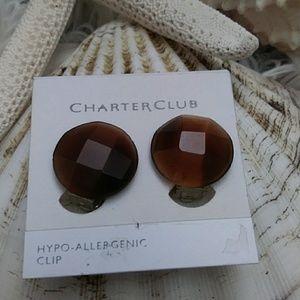 Coldwater Creek hypoallergenic earrings